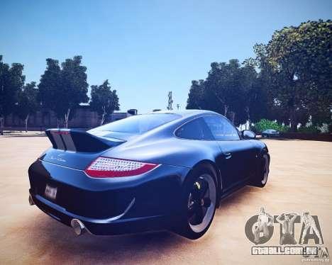 Porsche 911 Sport Classic 2011 v2.0 para GTA 4 vista direita