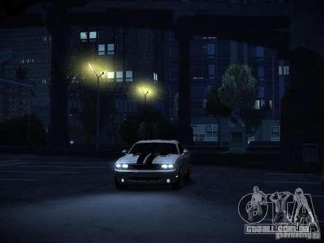 ENB Series by Raff V3.0 para GTA San Andreas por diante tela