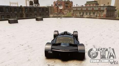TM Holofernes v1.5 para GTA 4 vista de volta