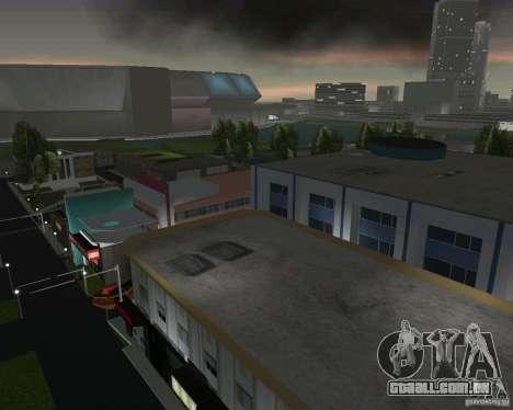 Volta para o futuro de Hill Valley para GTA Vice City sexta tela