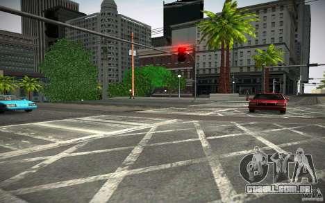 Estrada de HD (4 GTA SA) para GTA San Andreas sexta tela
