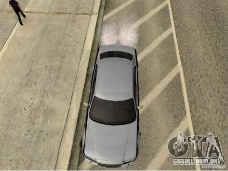 Chrysler 300 C para GTA San Andreas vista direita