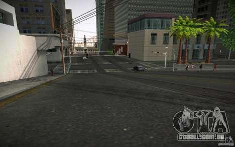 Estrada de HD (4 GTA SA) para GTA San Andreas terceira tela