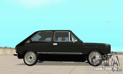 Fiat 147 Brio 1977 para GTA San Andreas