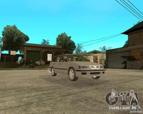 Nissan Primera Traveller P11 para GTA San Andreas vista direita