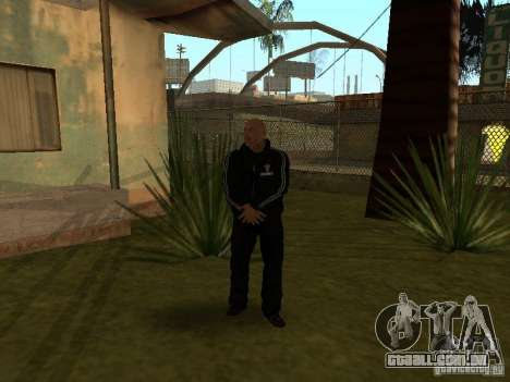 Dwayne The Rock Johnson para GTA San Andreas terceira tela