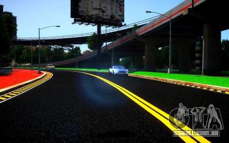 Different HD Roads para GTA 4 terceira tela