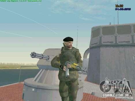Marine RF para GTA San Andreas