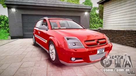 Opel Signum 1.9 CDTi 2005 para GTA 4 vista direita