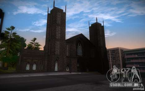 San Fierro Re-Textured para GTA San Andreas quinto tela