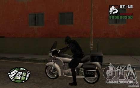 Blackwatch do protótipo para GTA San Andreas terceira tela
