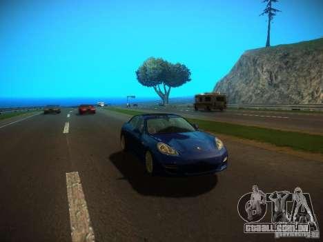 ENBSeries Realistic para GTA San Andreas oitavo tela