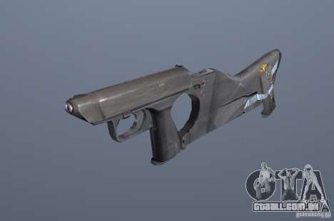 Grims weapon pack1 para GTA San Andreas terceira tela