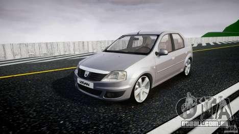 Renault Logan para GTA 4