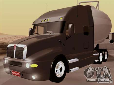 Kenworth T2000 para GTA San Andreas