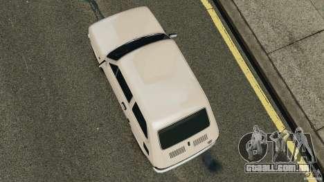 Fiat 126 Classic para GTA 4 vista direita