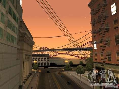 New Sky Vice City para GTA San Andreas terceira tela