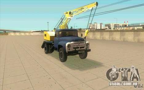 ZIL-130 k-2, 5-1E para GTA San Andreas