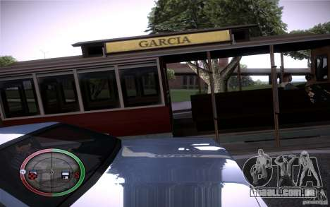 Clever Trams para GTA San Andreas terceira tela
