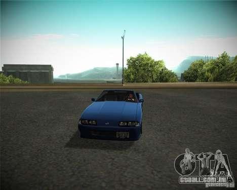 ENBSeries by Sashka911 v4 para GTA San Andreas nono tela