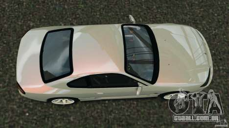 Nissan Silvia S15 Drift para GTA 4 vista direita