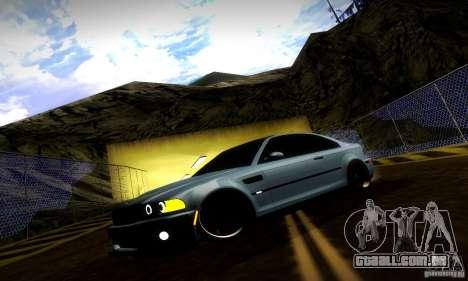 BMW M3 JDM Tuning para o motor de GTA San Andreas