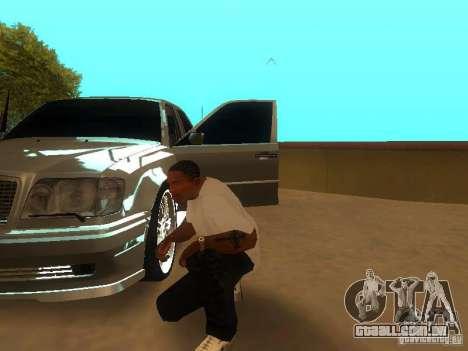 Configuração de qualidade ENBSeries para GTA San Andreas