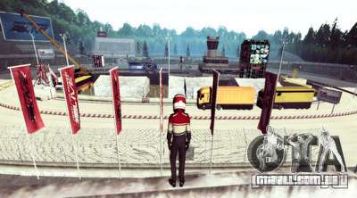 NFS:Shift Drift Tracks para GTA San Andreas terceira tela