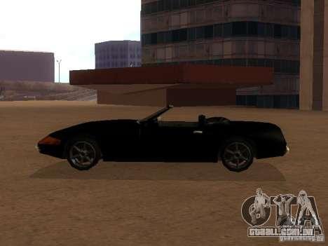 Feltzer de GTA Vice City para GTA San Andreas traseira esquerda vista