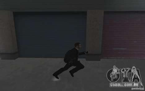 Animação de GTA IV v 2.0 para GTA San Andreas segunda tela