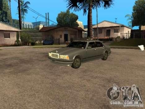 HD Sentinel para GTA San Andreas