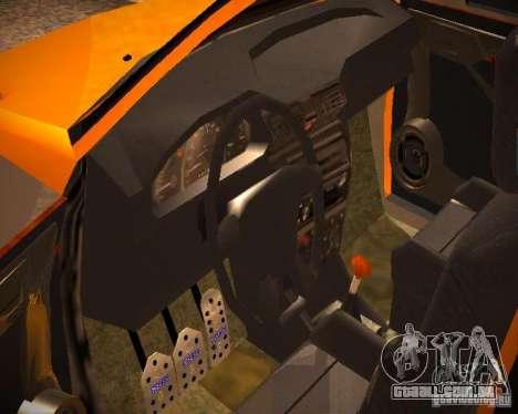 Opel Astra GSI Caravan para GTA San Andreas vista direita