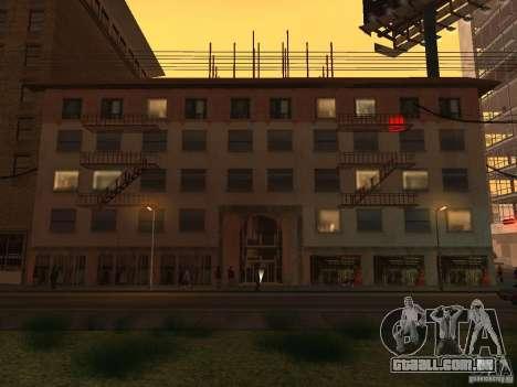 Apartamento secreto para GTA San Andreas