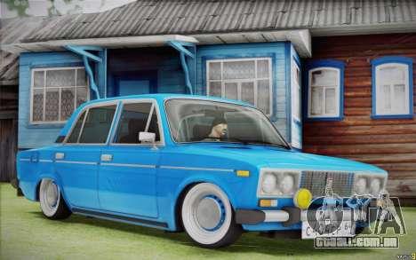 RETRO VAZ 2106 para GTA San Andreas