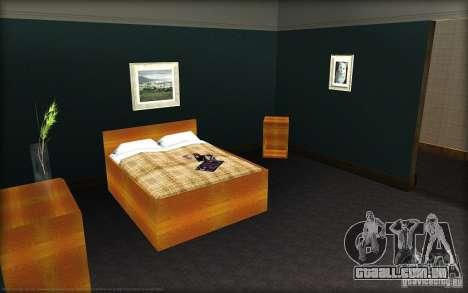 Novas texturas para Džonsonov em casa para GTA San Andreas terceira tela