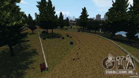 DiRTY - LandRush para GTA 4 oitavo tela