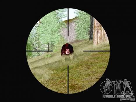 Hunting Mod para GTA San Andreas terceira tela