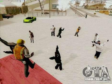 Harlem Shake para GTA San Andreas