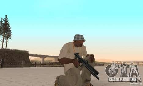 Pacote de armas de Star Wars para GTA San Andreas quinto tela