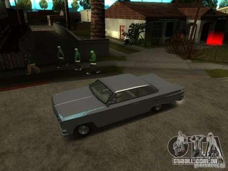 Vodu no GTA IV para GTA San Andreas vista direita