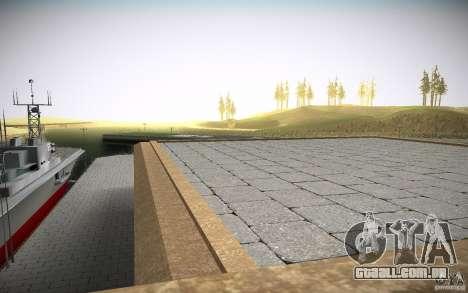 SF Army Re-Textured para GTA San Andreas por diante tela