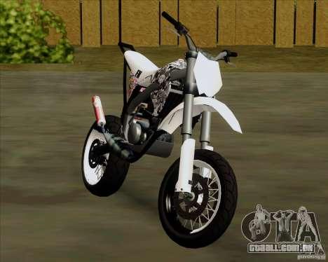 Honda 50 Tuned Stunt para GTA San Andreas