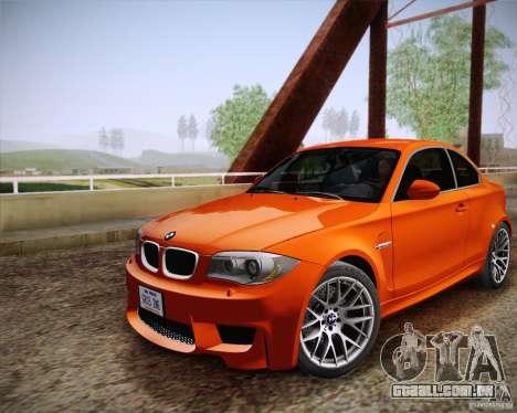 BMW 1M v2 para GTA San Andreas
