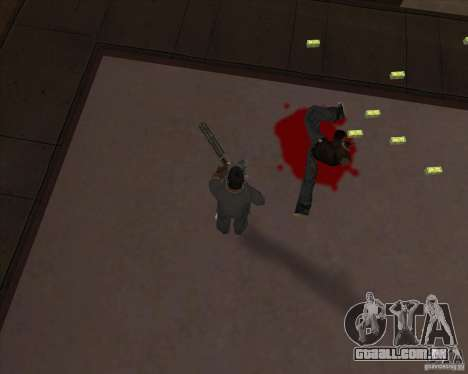 Real Ragdoll Mod Update 02.11.11 para GTA San Andreas terceira tela