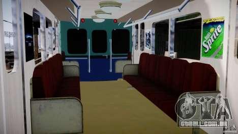 Metro russo para GTA 4 segundo screenshot