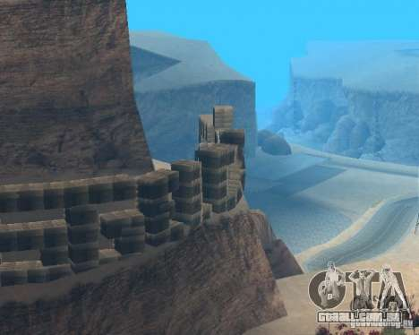 Modern Bone Country para GTA San Andreas sétima tela