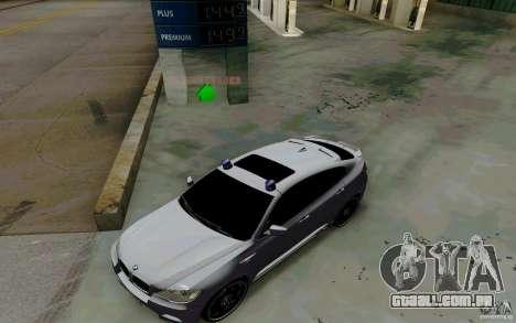 O negócio de reabastecimento para GTA San Andreas segunda tela