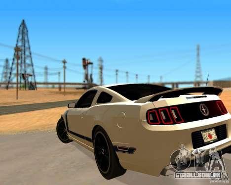 Real World ENBSeries v3.0 para GTA San Andreas sexta tela