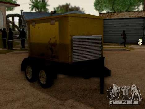 Trailer Generator para GTA San Andreas vista direita