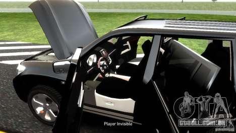 Toyota Land Cruiser 200 RESTALE para GTA 4 motor